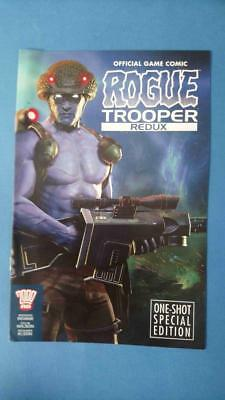 Rogue Trooper Redux One Shot Special Edition 2000Ad Rare!