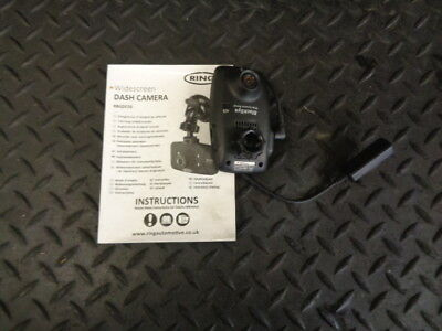 Blacksys Widescreen Dash Cam (Camera Only With Manual)
