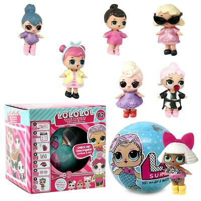 4.0 inch L.O.L. Surprise! Series 1-1 Doll LOL Surprise