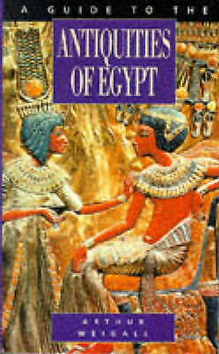 The Guide To The Antiquities Of Egypt, Weigall, Arthur, Very Good Book
