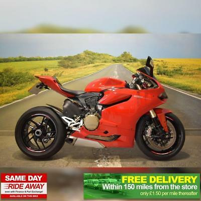 Ducati 1199 Panigale ABS 2012