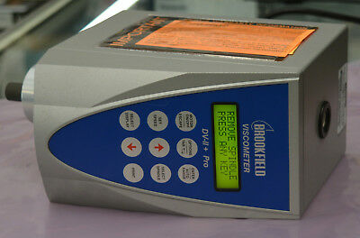 Brookfield Lvdv-Ii+P Pro Digital Viscometer
