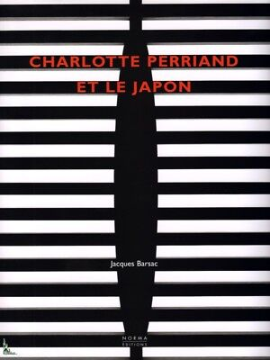 Charlotte Perriand and Japan, French book by J. Barsac