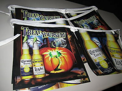 Corona / Light Halloween Decoration flag string banner sign party no mask T=25