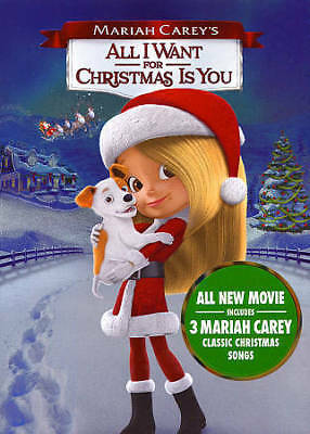mariah careys all i want for christmas is you dvd 2017 - All I Want For Christmas Hallmark Movie