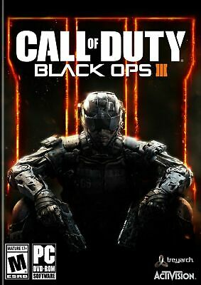 Call of Duty: Black Ops III (PC) Brand New sealed ships NEXT DAY with tracking