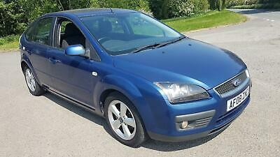 Ford Focus Zetec Climate 5dr PETROL MANUAL 2008/08