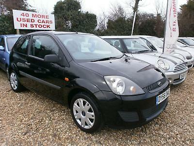 Ford Fiesta Style Climate 16v 3dr 1.25 - LOW CAR TAX PETROL MANUAL 2006/56