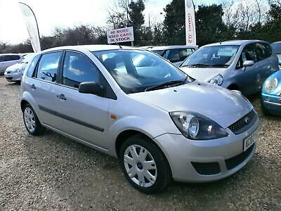 Ford Fiesta Style Climate 16v 5dr 1.25 - SOLD PETROL MANUAL 2007/07