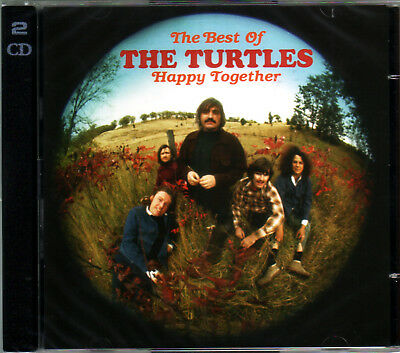 2 CD (NEU!) Best of TURTLES (Happy Together Elenor She'd rather be with me mkmbh