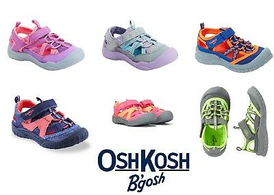 Osh Kosh TODDLER/KIDS Girls' or Boys' Bump Toe Sandal {YOU PICK COLOR AND SIZE}