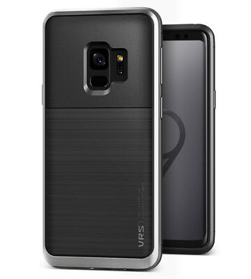 For Samsung Galaxy S9 / S9 Plus Case VRS® Soft Slim Hard Shockproof Bumper Cover