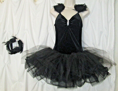 Wolff Fording Black Swan adult large Costume