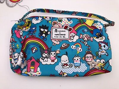 Tokidoki For Hello Sanrio By Ju Ju Be: Rainbow Dreams: Be Quick (F5)