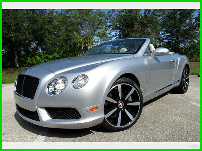 2013 Bentley Continental GT GT V8