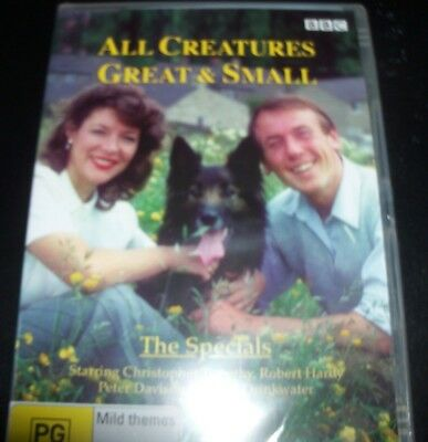 All Creatures Great & Small The Specials (Australia Region 4) DVD – New