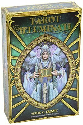 Tarot Illuminati Boxed Set 78 Full Colour Cards and 160pp Book