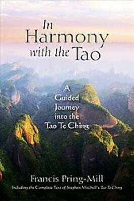 In Harmony With The Tao - New Book