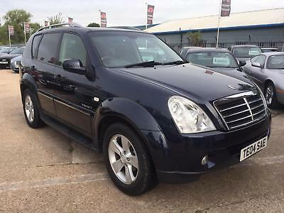 2008 SSANGYONG REXTON 270 SPR 5dr Tip Auto DIESEL GBP250 Deposit and GBP120 PCM