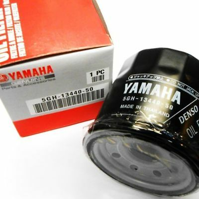 Genuine Yamaha Motorbike Oil Filter (5GH-13440-60) R1 / R6 / Tracer / MT / XSR