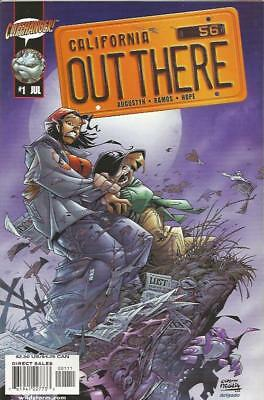 OUT THERE (2001) #1-18 SET - RAMOS - Back Issue (S)