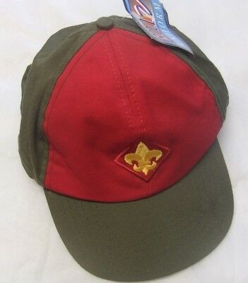 BSA Boy Scout of America Uniform Snap Back Hat Cap New with Tag Made in USA