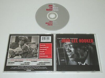 John Lee Hooker/the Best Of Friends(Pointblank 7243 8 48424 2 6/vpbcd49)Cd Album