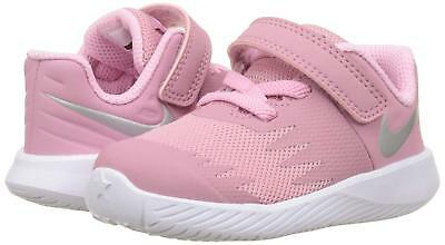 huge discount 2dc5f 14125 Nike STAR RUNNER (TDV) Toddlers Elemental Pink 907256-601 Hook   Loop Shoes