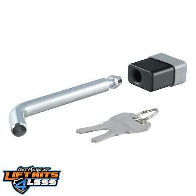 "CURT 23021 Hitch Lock W/2""/2.5"" Receiver ALL Non-Spec Vehicle ALL Base"