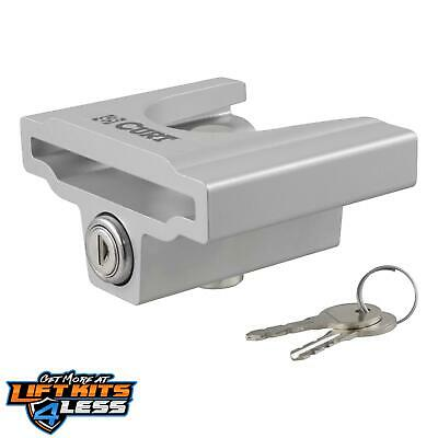 "CURT 23079 Trailer Coupler Lock For 1.8/2"" FlatLip Couplers ALL Non-Spec Vehicle"