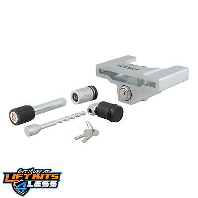 "CURT 23088 Hitch & Coupler Lock Set W/2"" Receiver ALL Non-Spec Vehicle ALL Base"