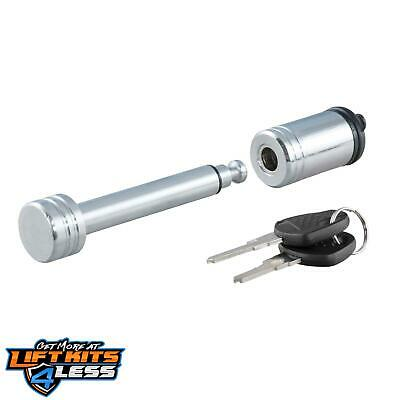 "CURT 23501 Hitch Lock W/1.25"" Receiver ALL Non-Spec Vehicle ALL Base"