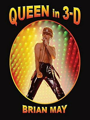 Queen in 3-D (3d Stereoscopic Book) by Brian May New Hardcover Book