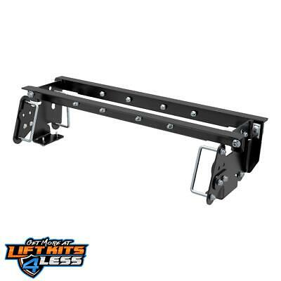 CURT 60660 Double Lock Ezr Gooseneck Installation Brackets for 03-13 Ram 2500