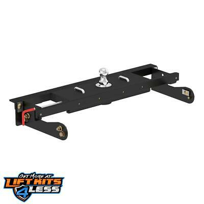 CURT 60680 Double Lock Ezr Gooseneck Hitch Kit for 2011-2018 GM 2500 HD/3500 HD