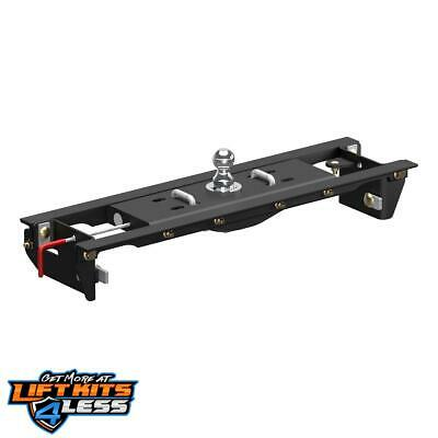 CURT 60683 Double Lock Ezr Gooseneck Hitch Kit for 2011-2016 Ford F-350/F-250 SD