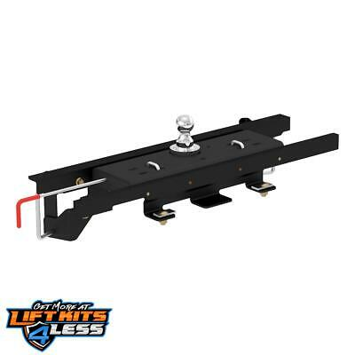 CURT 60730 Double Lock Gooseneck Hitch Kit for 2009-2018 Dodge/Ram 1500