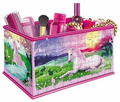 Ravensburger 3D Puzzle Unicorns Jewellery Box, 216pc