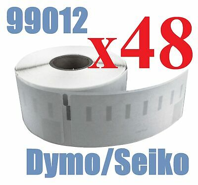 48 x Rolls Quality of Compatible Labels Dymo Seiko SD99012 99012 36mm x 89mm