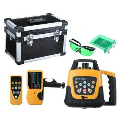 Green Beam Self-leveling Upgrade Rotary Rotating Laser Level 500M Range