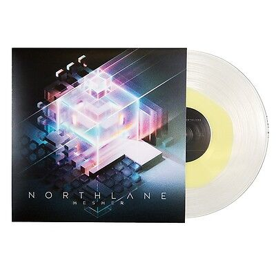 NORTHLANE - Mesmer - 1 LP Ltd. Ed. Yellow in Ultra Clear Vinyl - NEW!