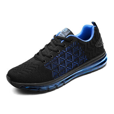 Air Cushion Sports Shoes 2018 Autumn Men's Running Shoes Male Student Fitness