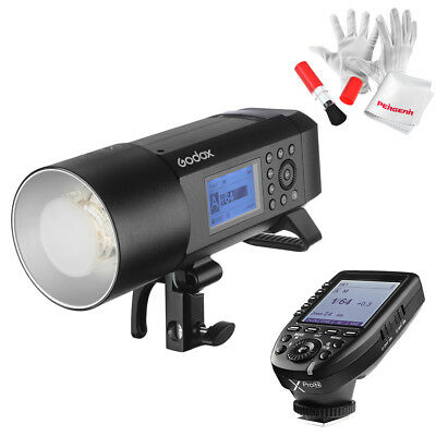 Godox AD400Pro 400W All-in–One Outdoor Flash With Godox Xpro-N Trigger For Nikon