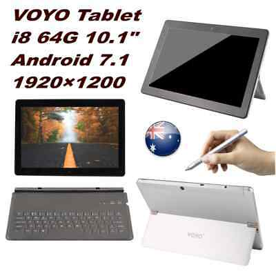 10.1 Inch VOYO i8 Max 2.1GHz 4GB+64G Android7.1 1920 x 1200 Resolution Tablet PC