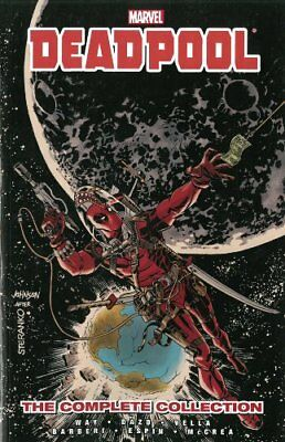 Deadpool by Daniel Way The Complete Collection Volume 3