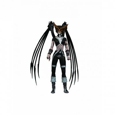 (1, classic) - DC Direct Blackest Night: Series 6: Black Lantern Hawkgirl