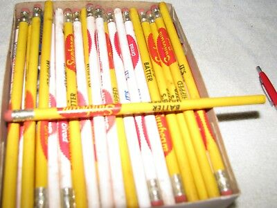 Sunbeam Bread  Advertising  Pencils  in   Lots  of (  24 ) Pencils