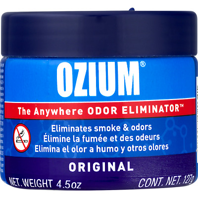 OZIUM SMOKE & Odor Eliminator Air Sanitizer / Freshener 3 5