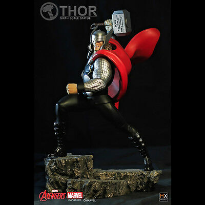 XM STUDIOS Marvel Avengers Thor HX Sixth Scale Statue SEALED NEW US Seller