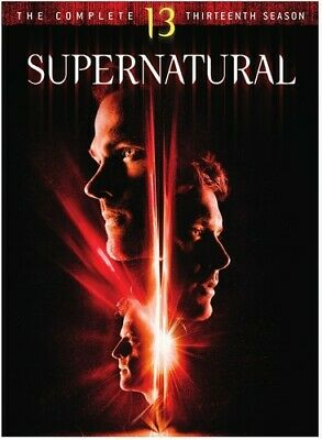 Supernatural: The Complete Thirteenth Season [New DVD]